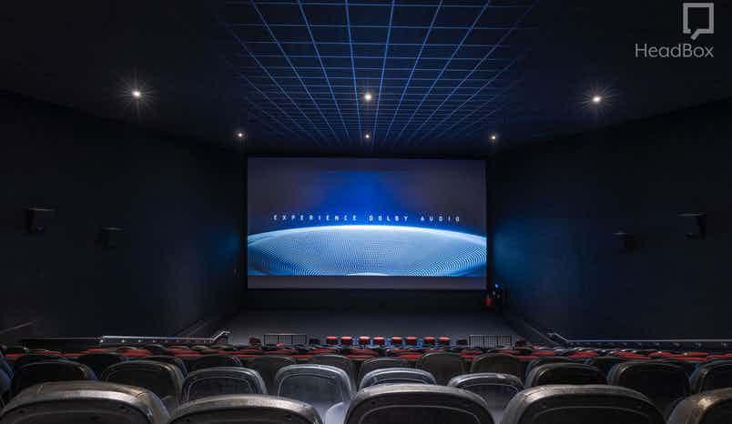 Large Screen, Vue Dublin