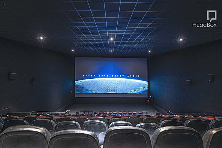 Large Screen **Hire the large screen at Vue for the perfect cinema hire in Dublin, ideal for presentations, seminars and product launches.**
