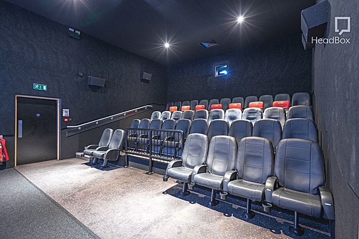 Small Screen **Hire the small screen at Vue Dublin for the perfect screening room hire.**