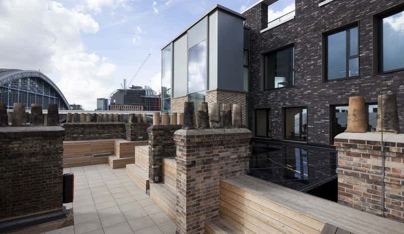 Roof Terrace, The Stanley Building, TOG Event Spaces