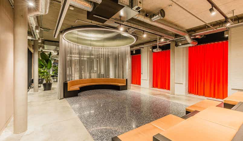 Ground Floor Lounge, Tintangel House, TOG Event Spaces