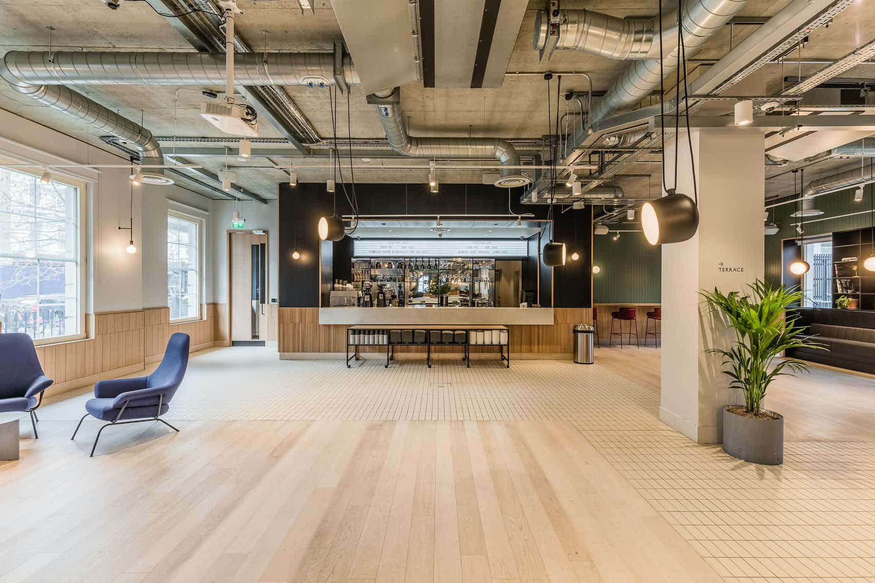 Lounge, Thomas House, TOG Event Spaces