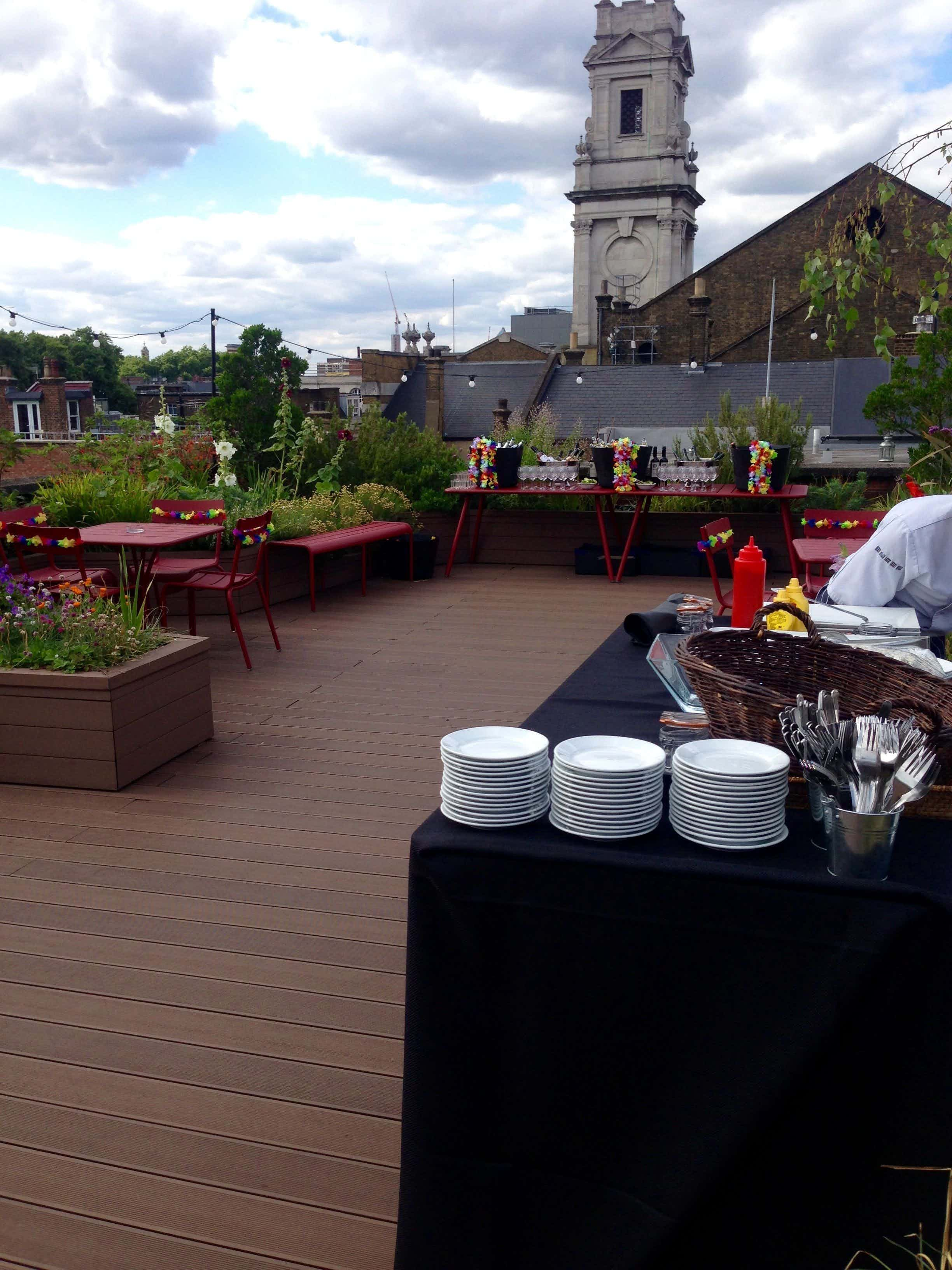 Rooftop, 81 Rivington Street, TOG Event Spaces
