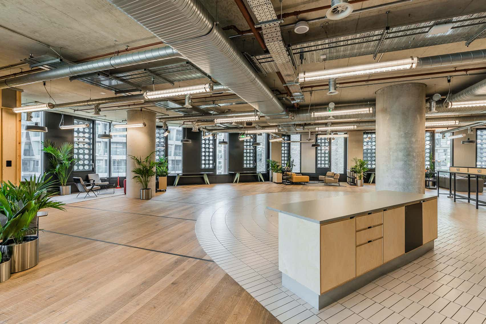 Lounge, White Collar Factory, TOG Event Spaces
