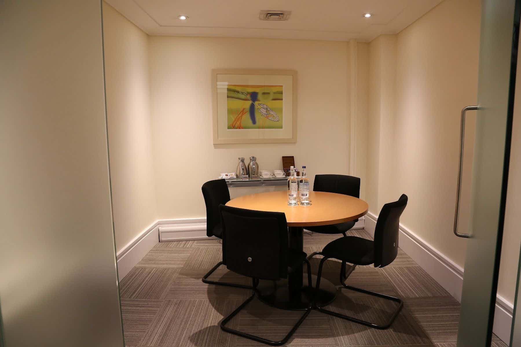 Meeting Room 1, 15 Old Bailey