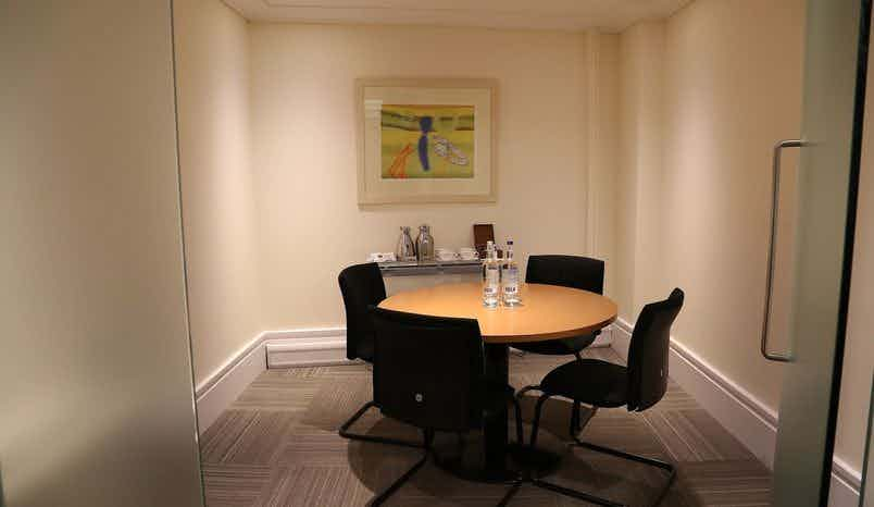 Meeting Room 1, 15 Old Bailey