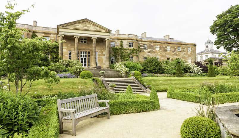 Hillsborough Castle, Castle and Gardens