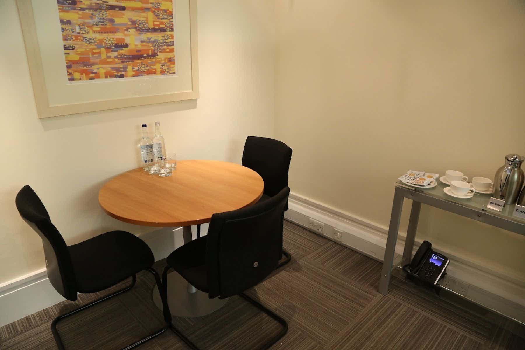 Meeting Room 2, 15 Old Bailey