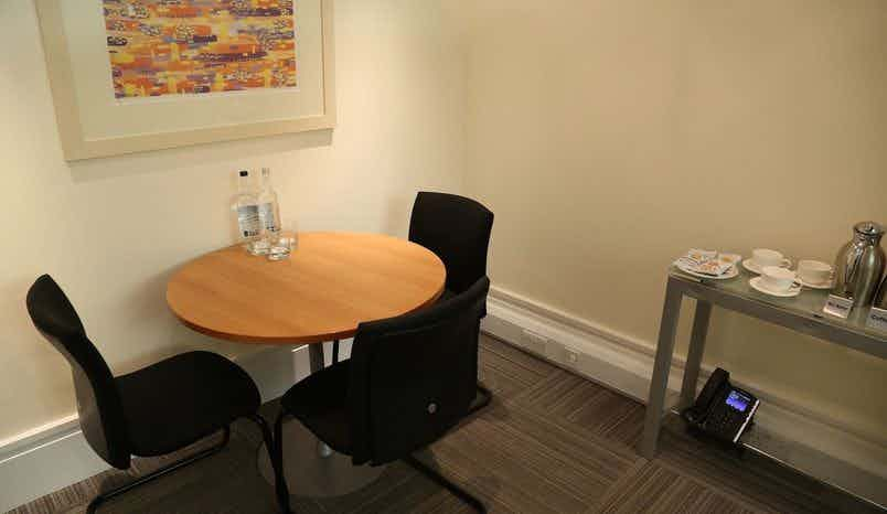 Meeting Room 2, 15 Old Bailey