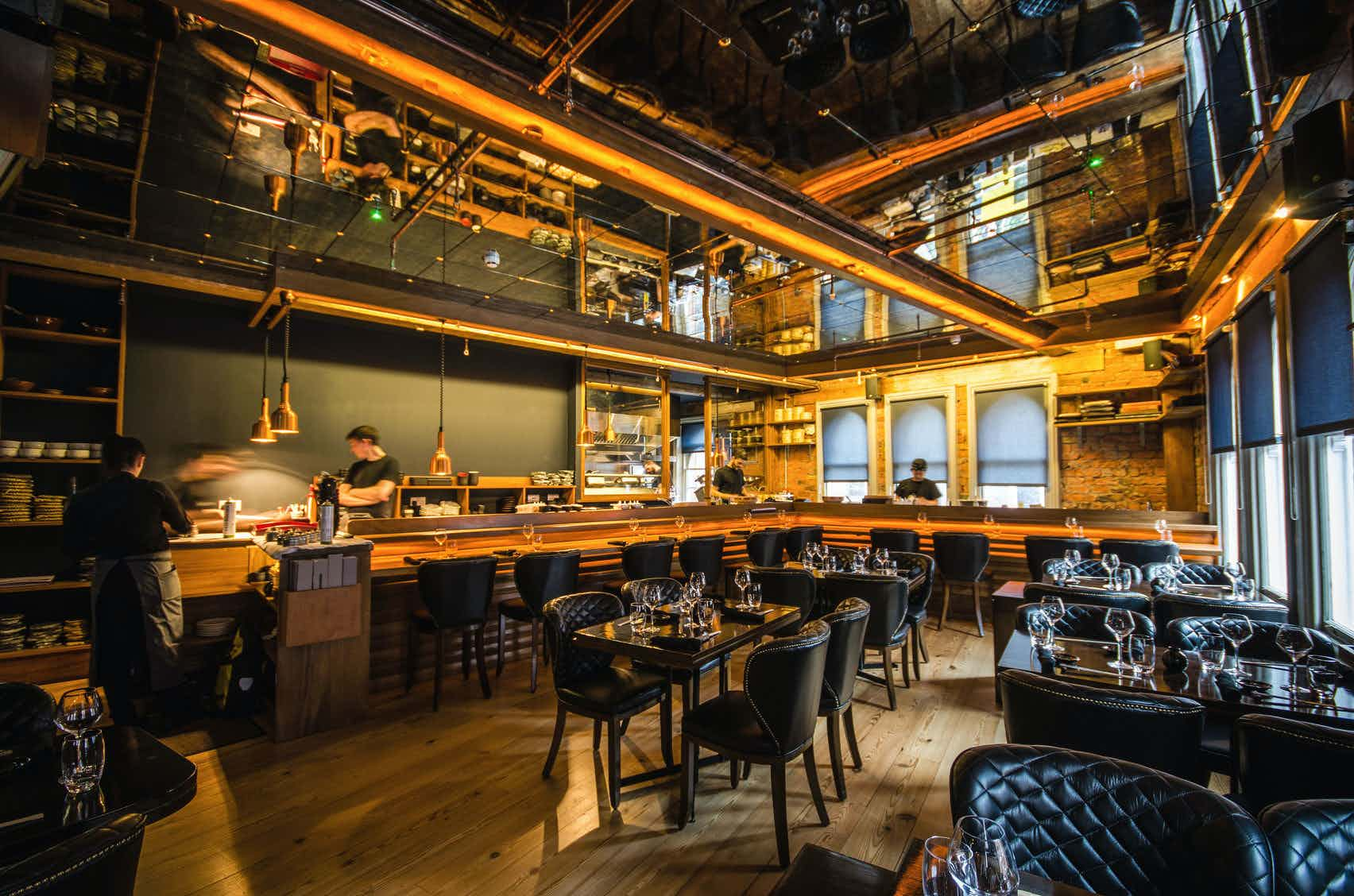 The Restaurant, Taste by Dylan McGrath