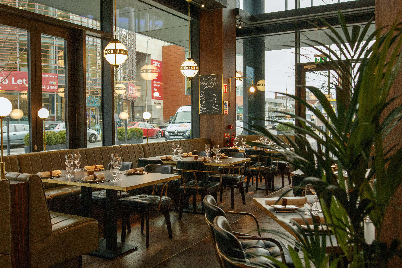Restaurant, Shelbourne Social