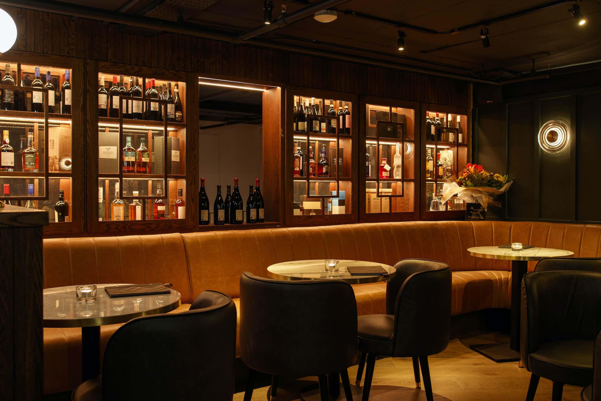 The Loft Bar, Shelbourne Social