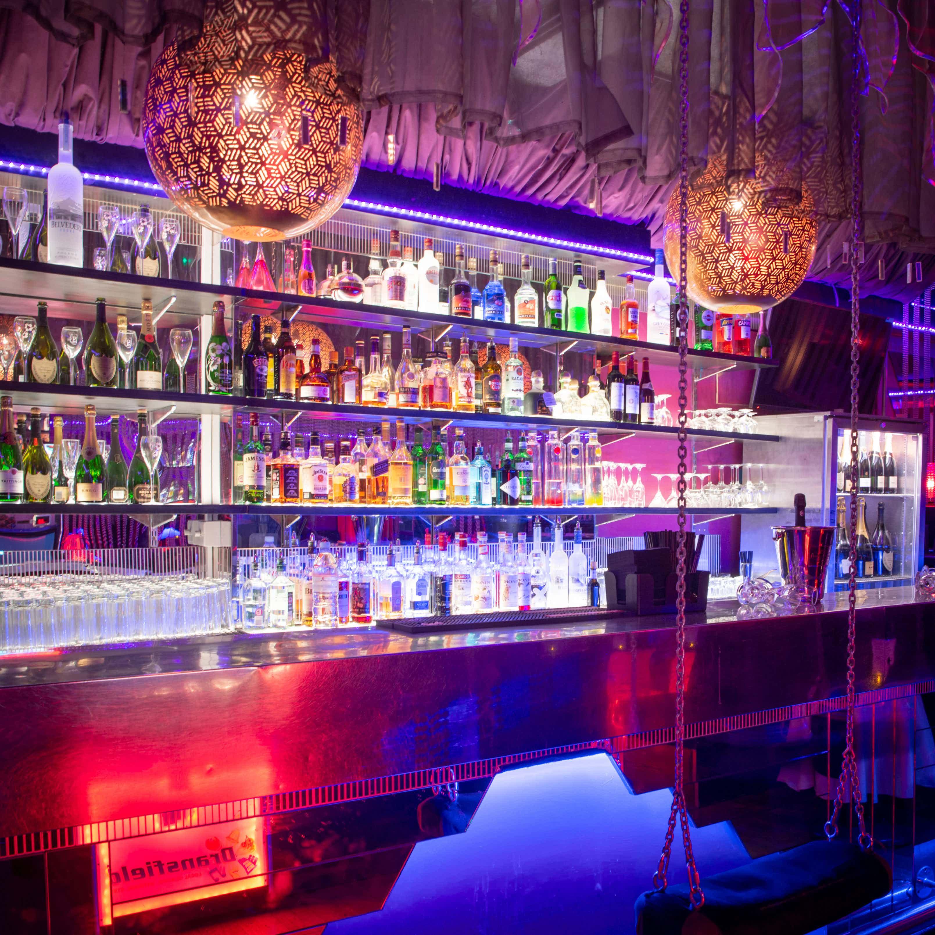 Private Club Hire, The Secret Lounge