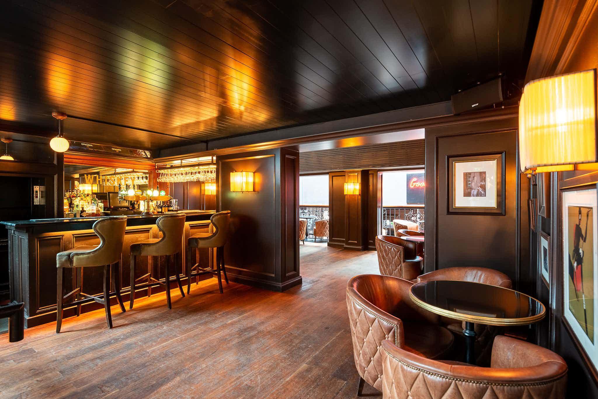 Whiskey Bar, NoLIta