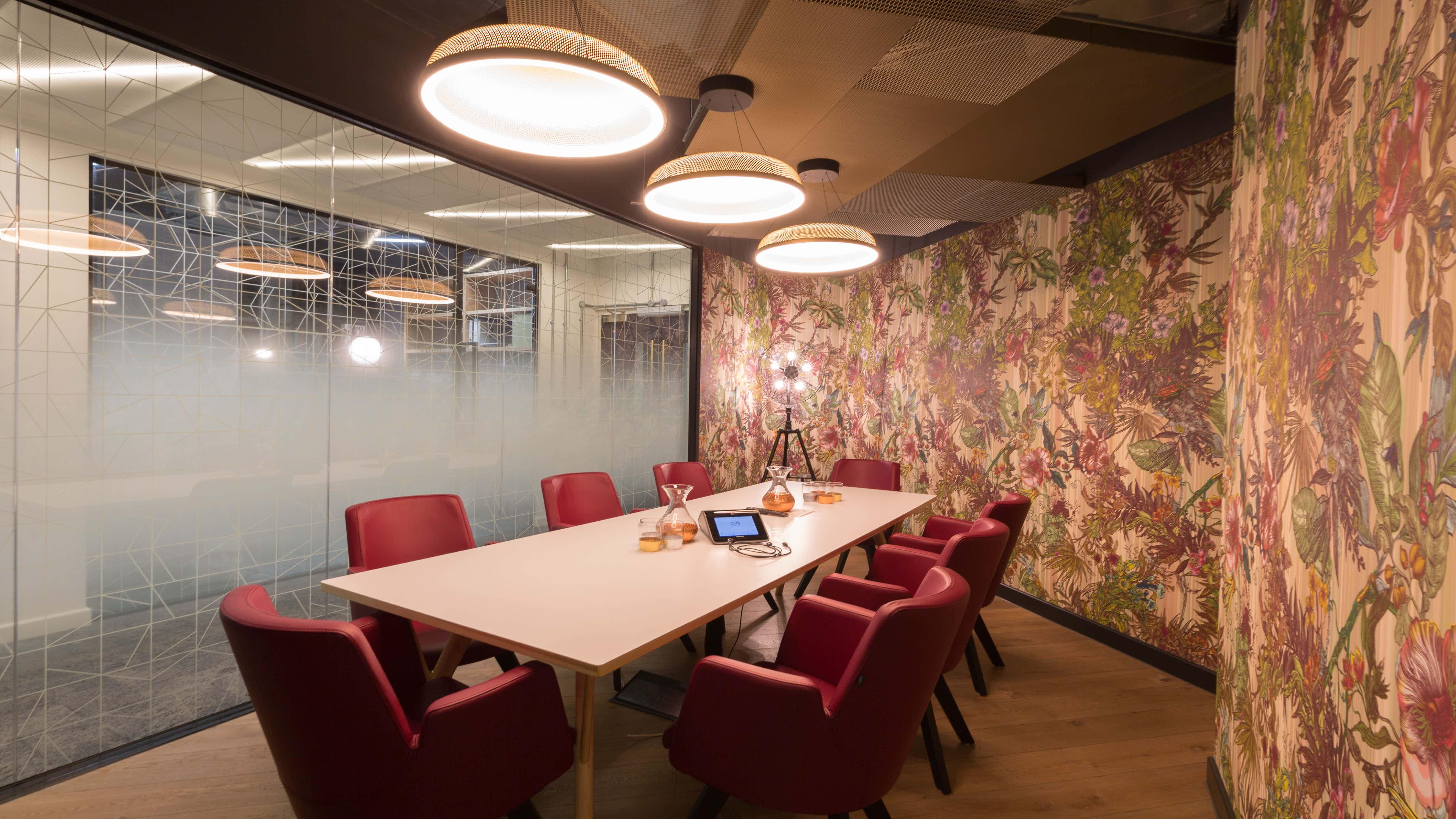 Boardroom, Carter Lane