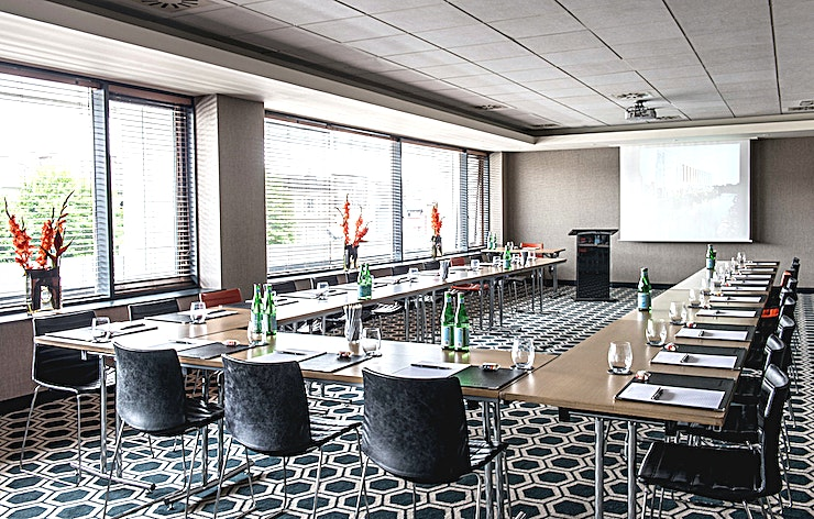 Room 3 **Room 3 at The River Lee is a multi-functional, state-of-the-art meeting room for hire in Cork.**