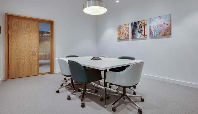 Meeting Room 1, SPACES Dublin South Docklands