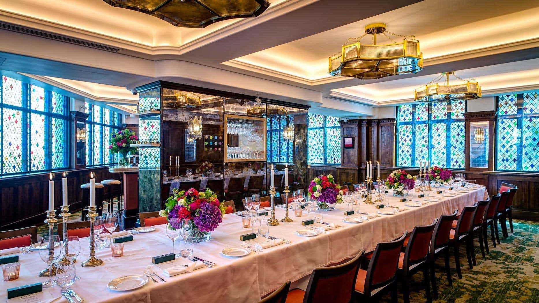 The Private Room, The Ivy