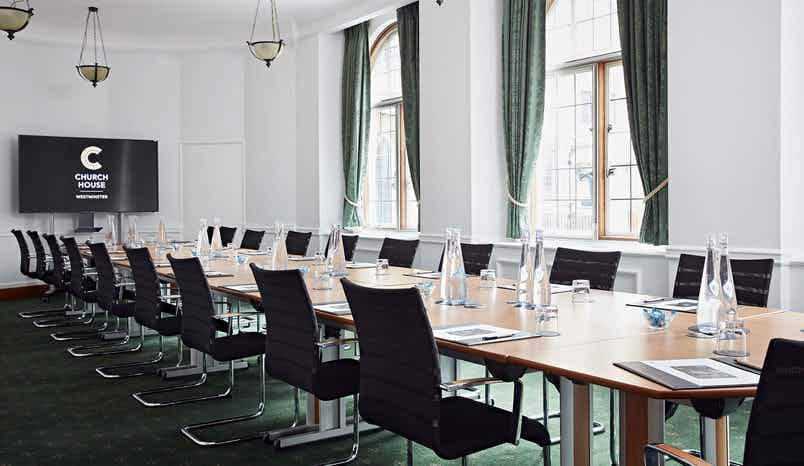 Council Room, Church House Westminster