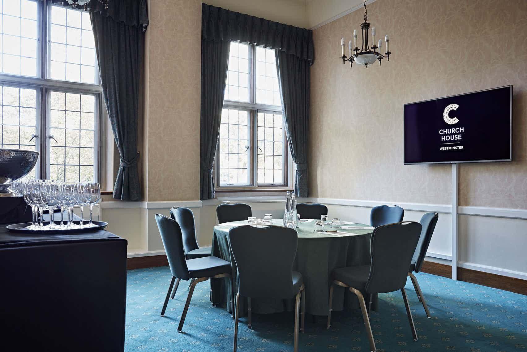 Jubilee Room, Church House Westminster
