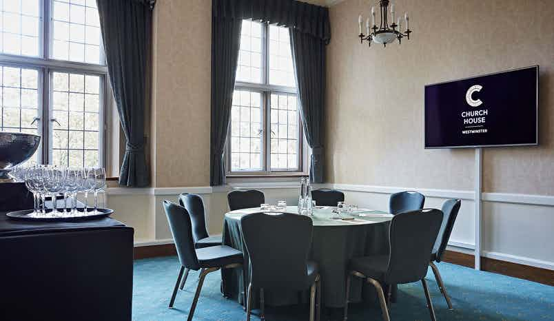 Jubilee Room, Church House Westminster