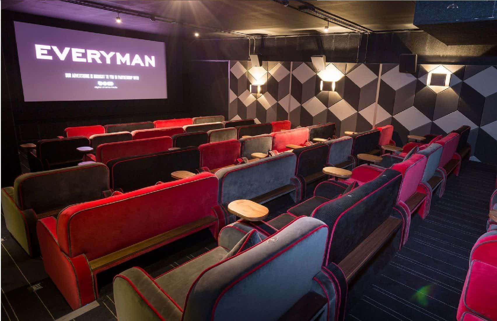 new concept 5f507 fc8db Screen 1 , Everyman Cinema Baker Street
