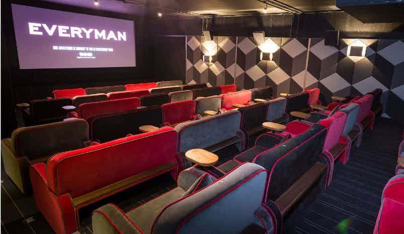 Screen 1 , Everyman Cinema Baker Street