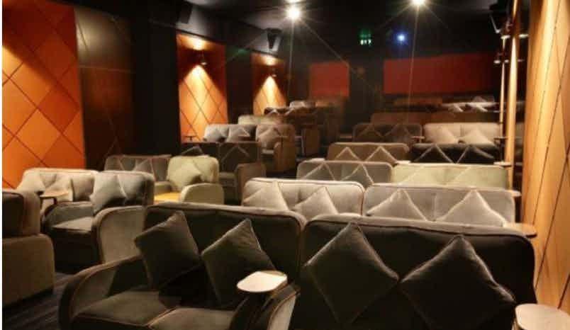 Screen 2, Everyman Cinema Baker Street