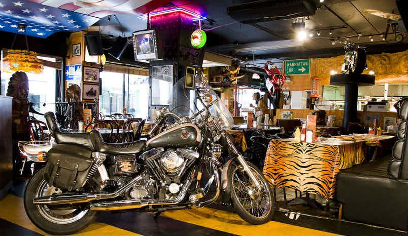 Zone 2, Thunder Road Cafe
