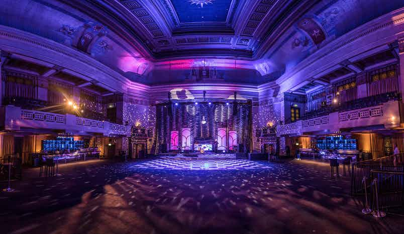 The Grand Temple - Exclusive Christmas Party, Freemasons' Hall