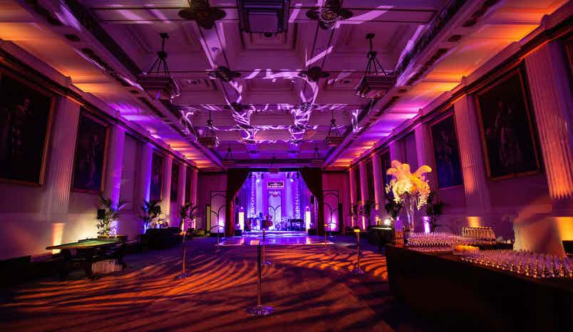 The Gatsby Club - Exclusive Christmas Party, Freemasons' Hall