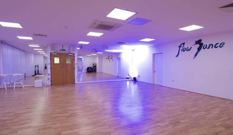 Studio 2, Flow Dance London