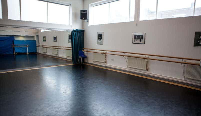 Dance Studio 2, Wac Arts