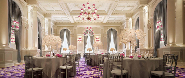 The Ballroom, Corinthia Hotel