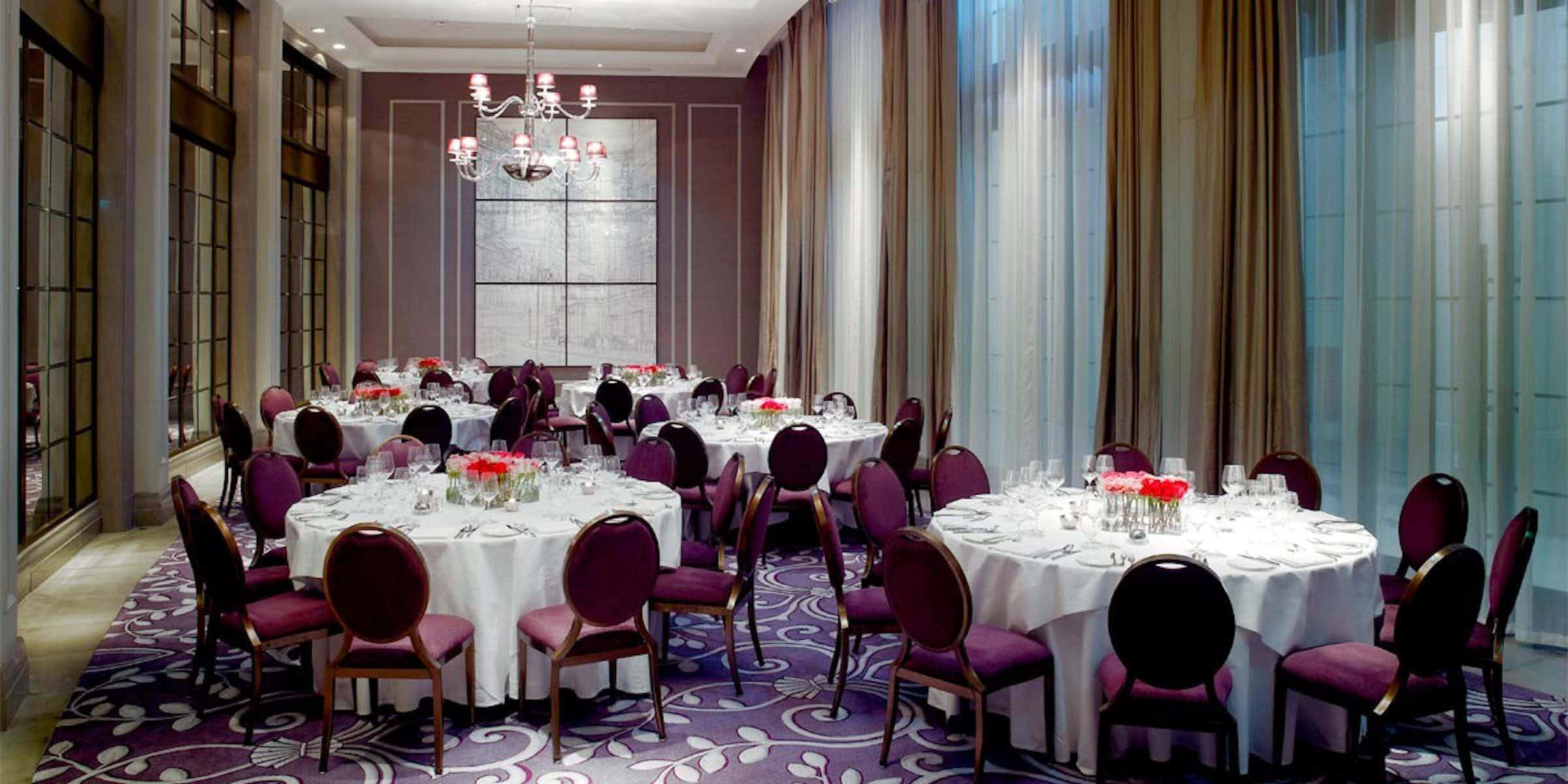 The Courtroom & Courtyard, Corinthia Hotel