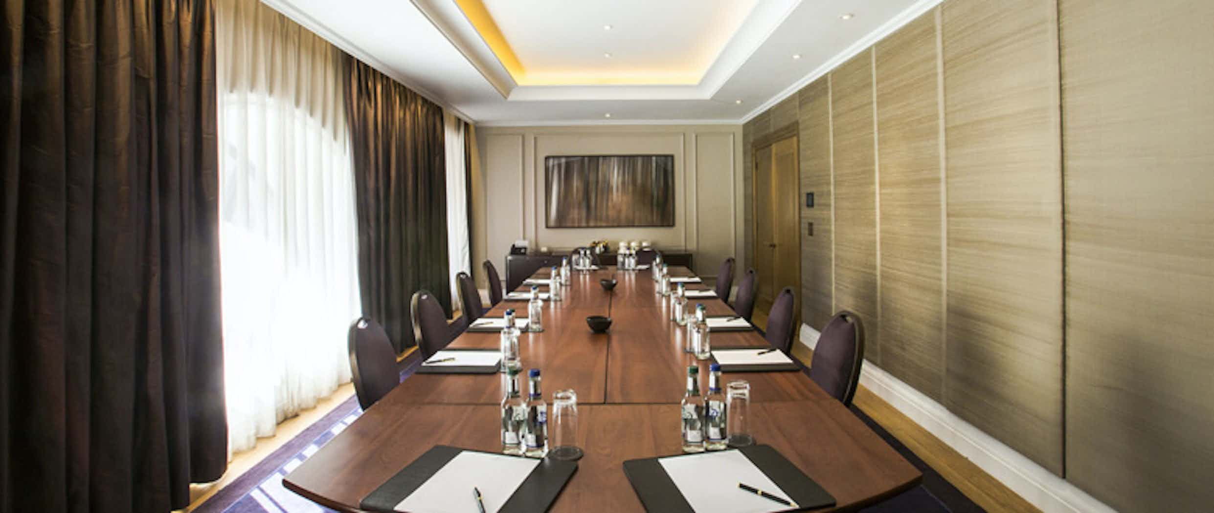 Meeting Rooms, Corinthia Hotel