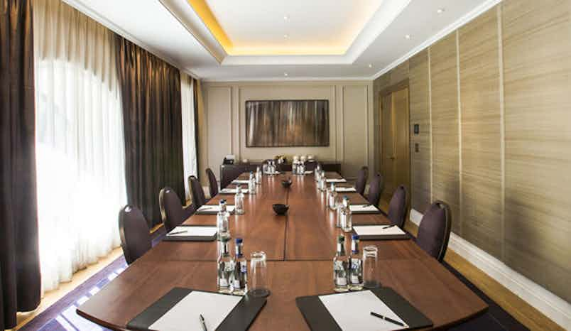 Meeting Rooms, Corinthia Hotel