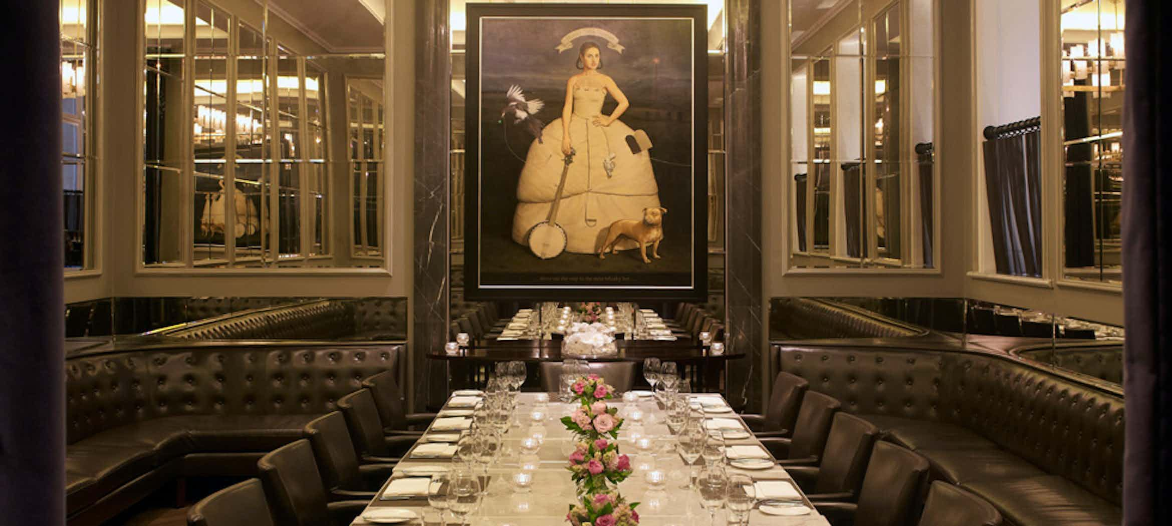 The Northall Private Dining Room, Corinthia Hotel