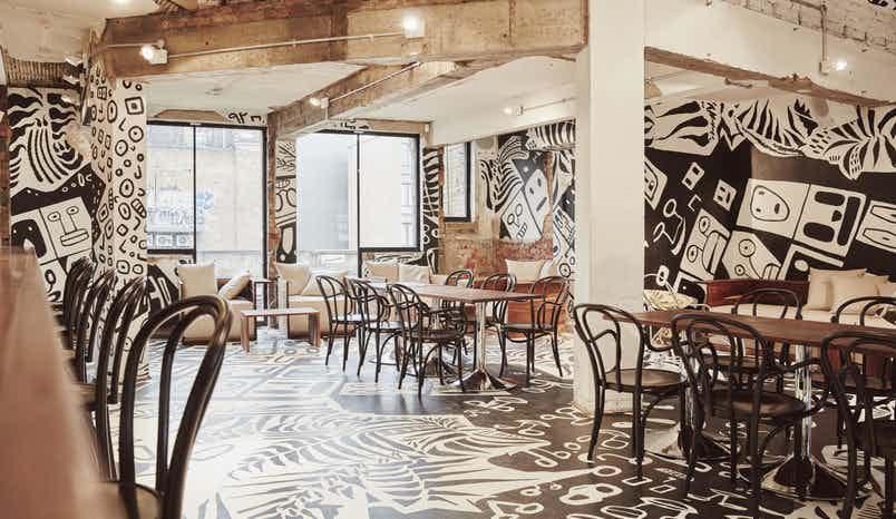 Soft Lounge, Shoreditch Platform