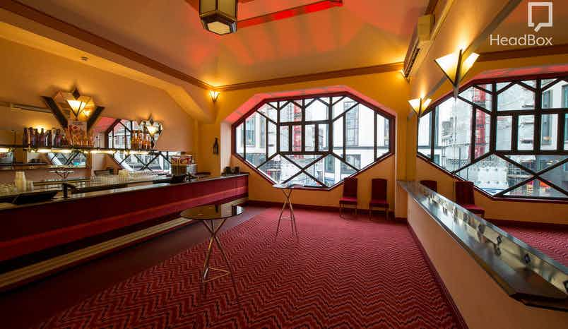 Day Hire, Dress Circle Bar, Adelphi Theatre