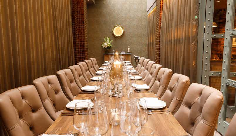 Private Dining, SOLE Seafood & Grill