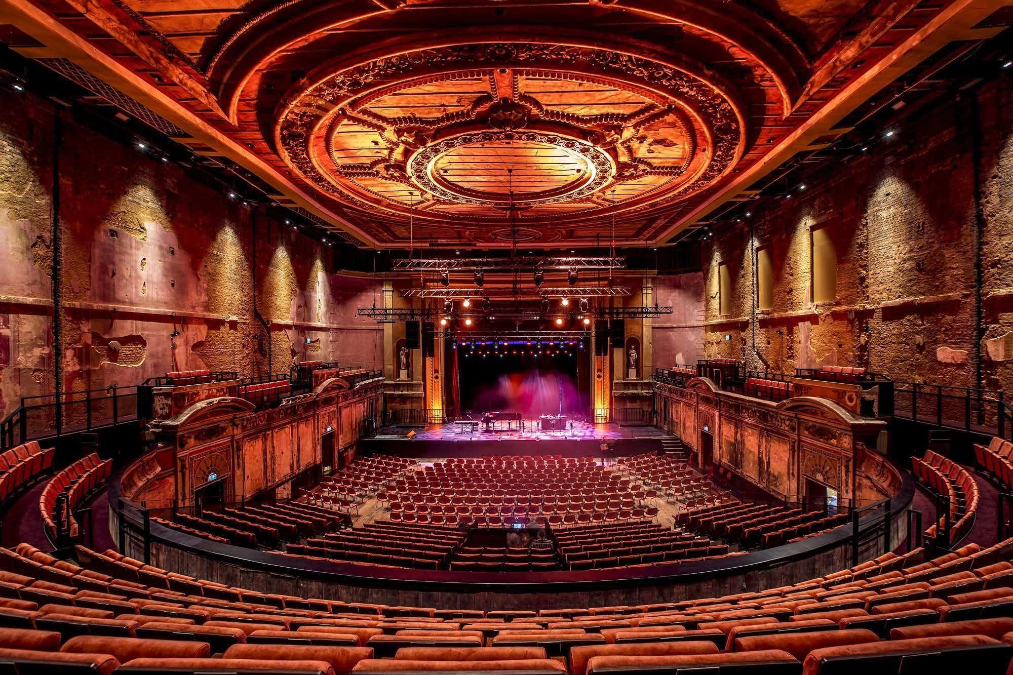 Victorian Theatre, Alexandra Palace