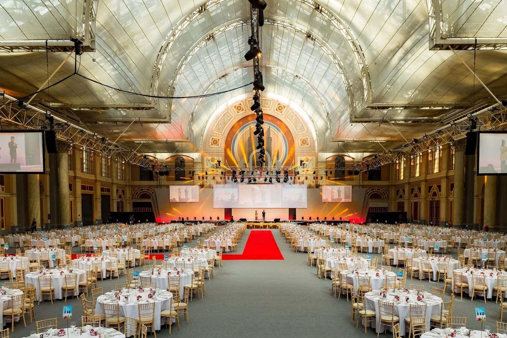 Great Hall, Alexandra Palace
