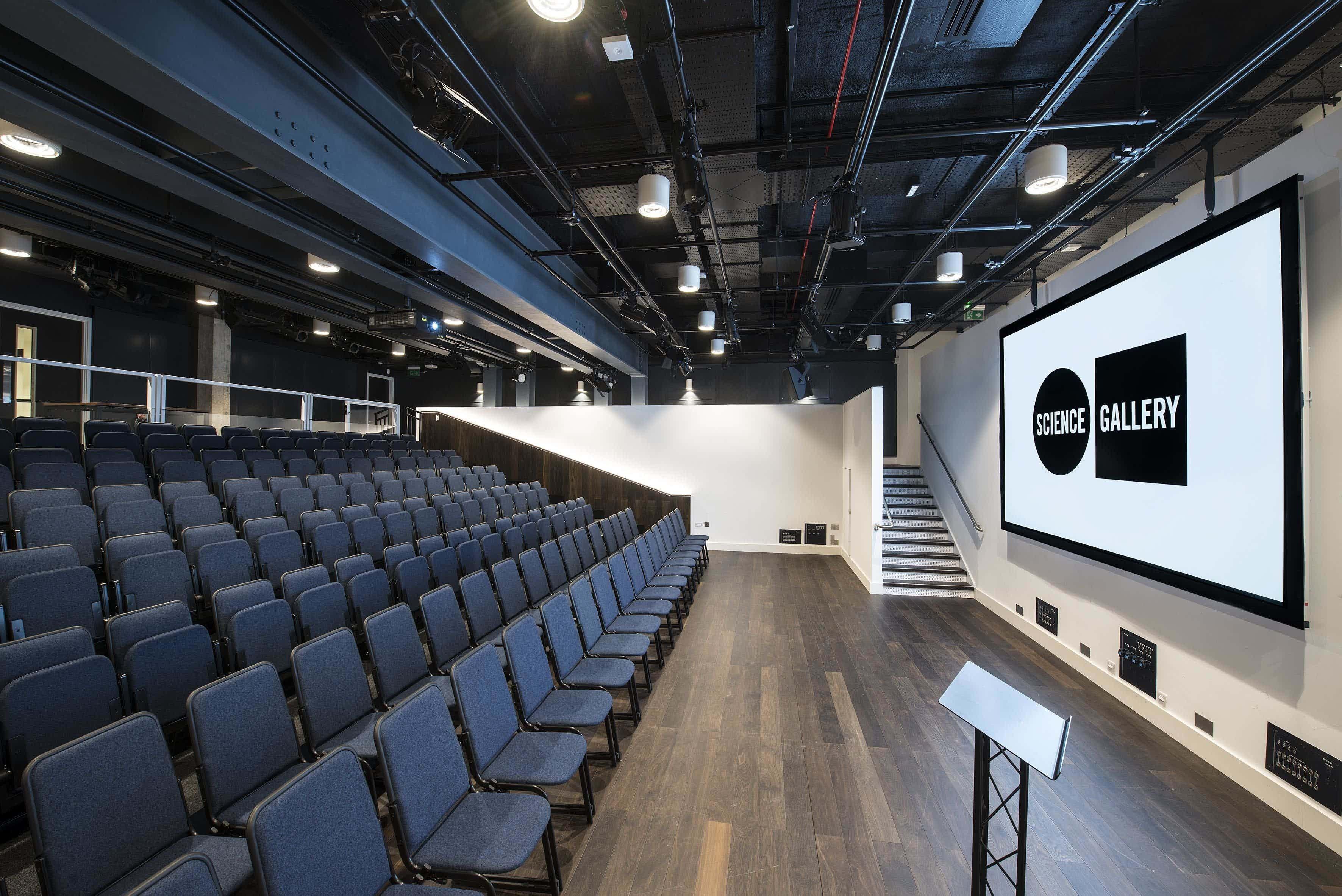 Theatre & Atrium, Science Gallery London