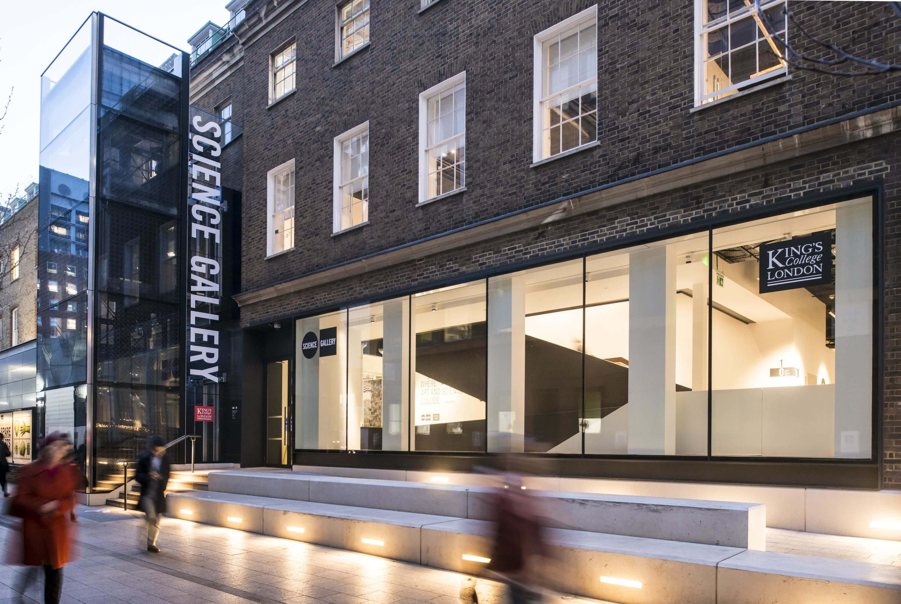 Gallery, Science Gallery London