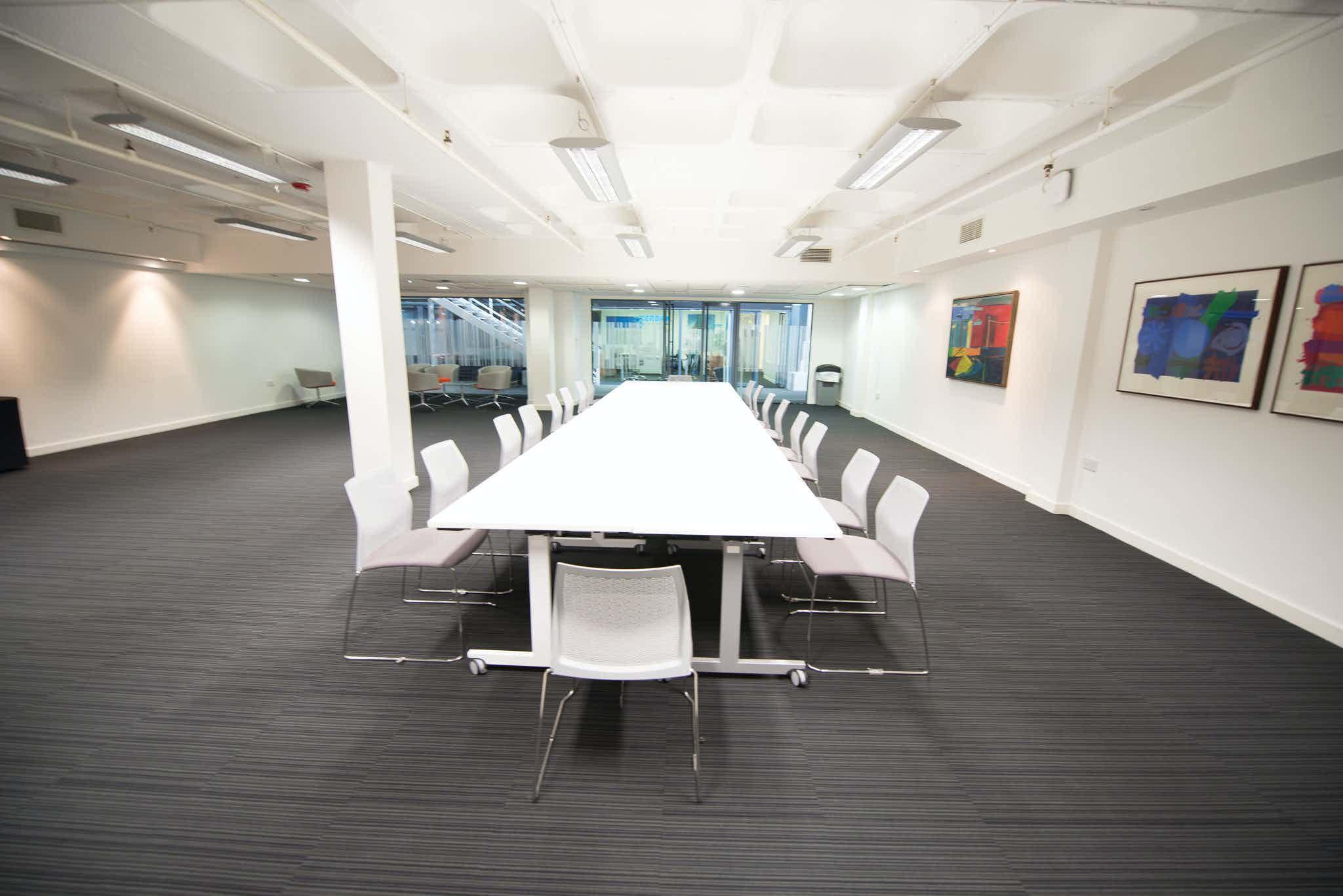 Executive Centre, Business Design Centre