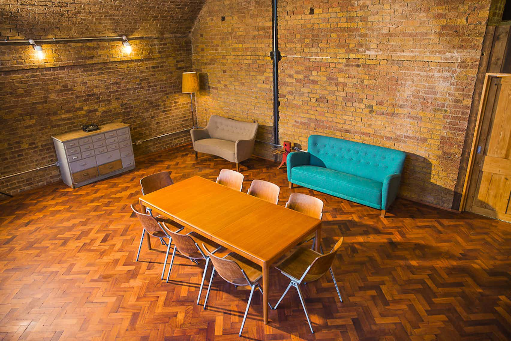 Shoreditch Meeting Room, Voxonica