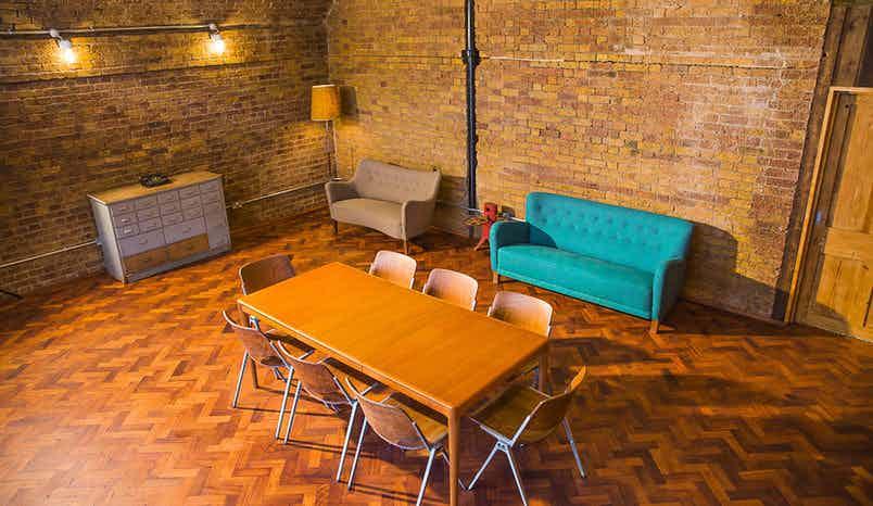 Shoreditch Meeting Room, Voxonica