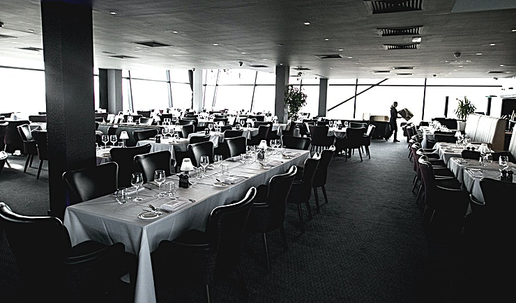 Marco Pierre Whites Birmingham **Marco Pierre White at The Cube is a stunning event venue for hire in Birmingham, perfect for any corporate event.**  Hire the entire 25th floor within Birmingham's most iconic building, The Cube, and have exclusive use of all our areas.   Bespoke menus, layout and design consultancy are available so that all of your Conference, Meeting or Event requirements are met.   The staff can help transform and theme your space specifically to suit your needs The perfect choice for your award ceremonies, private parties and business away days, anything is possible at Level Twenty Five.