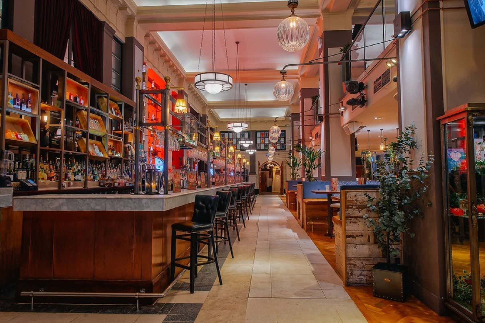The Lutyens Bar, Revolution Leadenhall